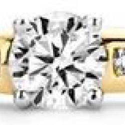 Blush Ring Zirconia Geelgoud