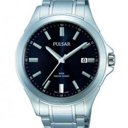 Pulsar Horloge Blauw