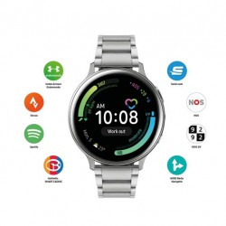 Samsung Galaxy Active2 Special Edition Staal 44mm