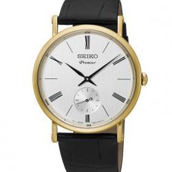 Seiko Horloge Premier Verguld